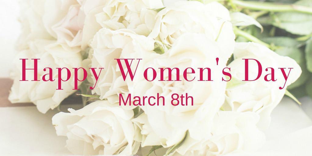 Happy Women's Day Financial Literacy rock your money