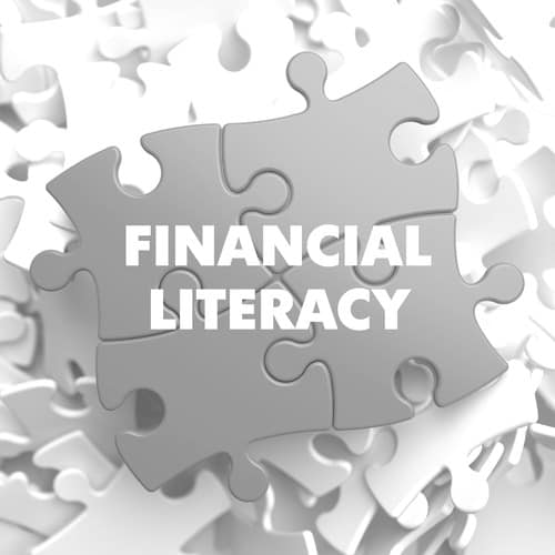Financial Literacy on womens day woman who money rock your money