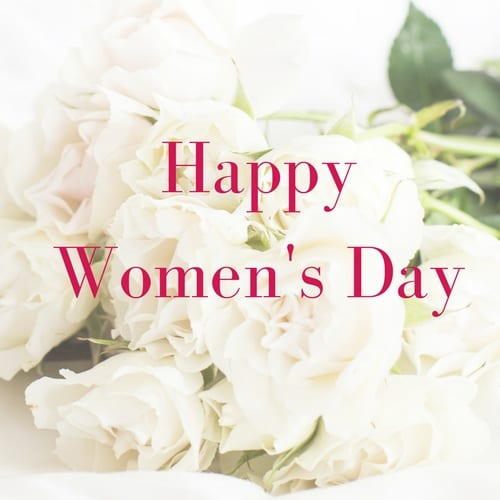 Happy Women's Day Rock Your Money