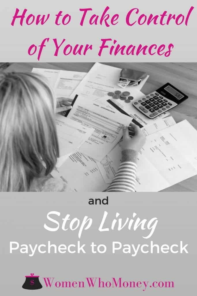 How Can I Stop Living Paycheck to Paycheck?