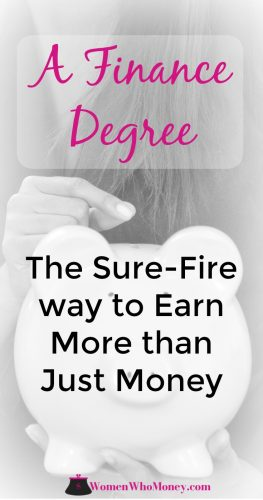 Is A Finance Degree The Sure-Fire Way To Earn Money?