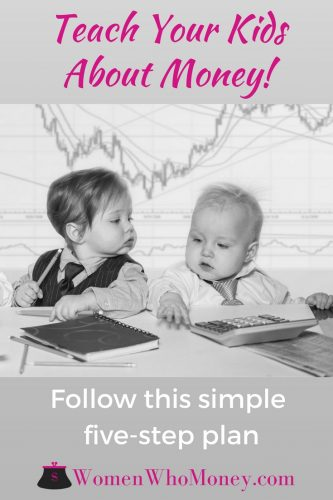 Teach your kids about money!
