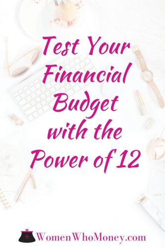 How Do You Test Your Budget to Ensure Its Strength?