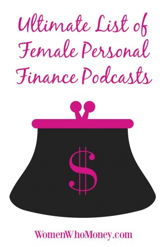 Female Personal Finance Podcasts Directory