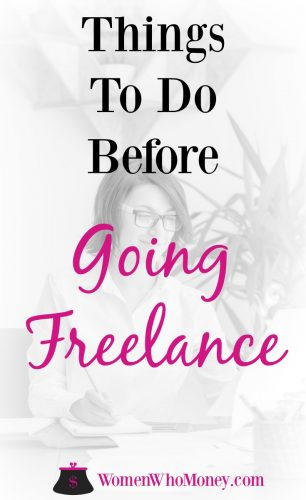 So, you've thought about it for hours. And hours. You've weighed the pros and the cons. You've made up your mind. Excitement is at its peak. You're doing it: you're going freelance. Here's a few essential things you should take care of to increase your chances of this move paying off for you.