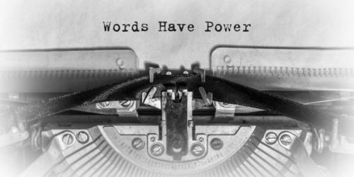 Inspiring Money Stories Rhetoric - Words Have Power 2