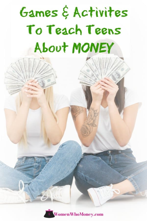 We've found some of the best games and activities to help your teen become financially savvy.