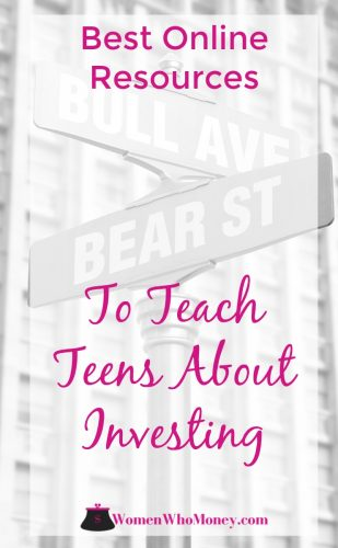 While some teens might be interested in pouring over a book most probably won't.So we've scoured the internet for some of the best online resources and present them here. #Teens #Investing #StockMarket