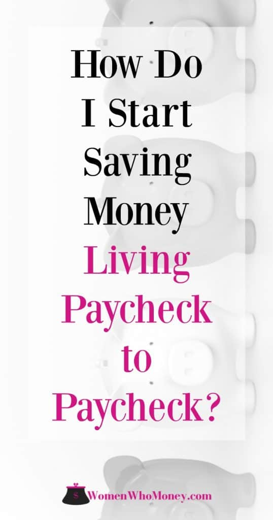 Having money saved up for emergencies means less stress, less worry, and more peace of mind. It means having enough money to survive and thrive past Friday and ending the paycheck to paycheck cycle. Here are six changes you can make to take control of your finances and save more money.