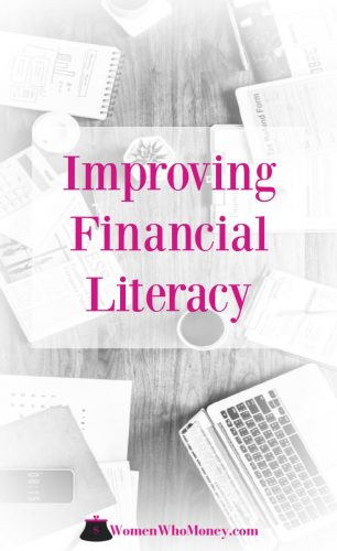 """Today we're highlighting some terrific men, couples, and business blogs too that have posts related to the topics we've shared during Financial Literacy Month 2018! It """"takes a village"""" to help people become financially literate and we're excited to share these posts with you!"""