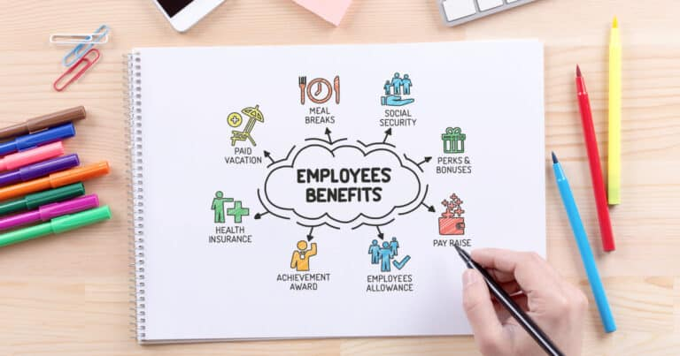 How Much an Employee Benefits Package is Worth