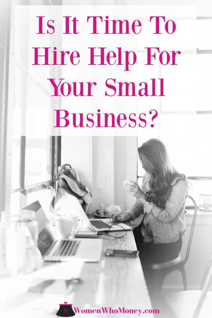 You've been perfecting your business idea for years. Now you're asking yourself if it's time to finally hire a team? Read on for potential answers. #smallbiz #business #entrepreneur