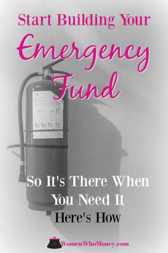 """You've probably heard the mantra """"hope for the best, prepare for the worst."""" This is true when it comes to having an emergency fund. As much as you can hope for the best, you're going to face emergencies from time to time. Making it critical to build an emergency fund to be financially prepared for unexpected expenses. #saving #emergencyfund #budgeting"""