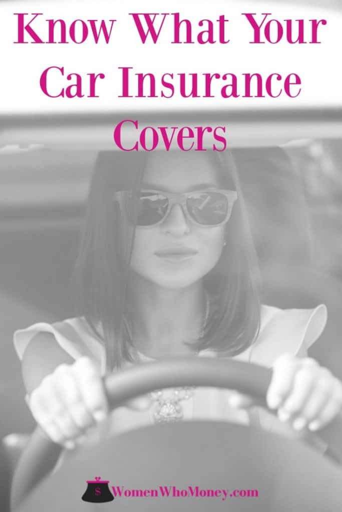 what does your car insurance cover