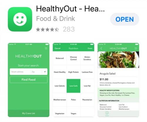 eating healthy while traveling - healthyout