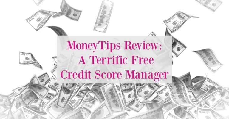 MoneyTips Review: A good free credit score manager