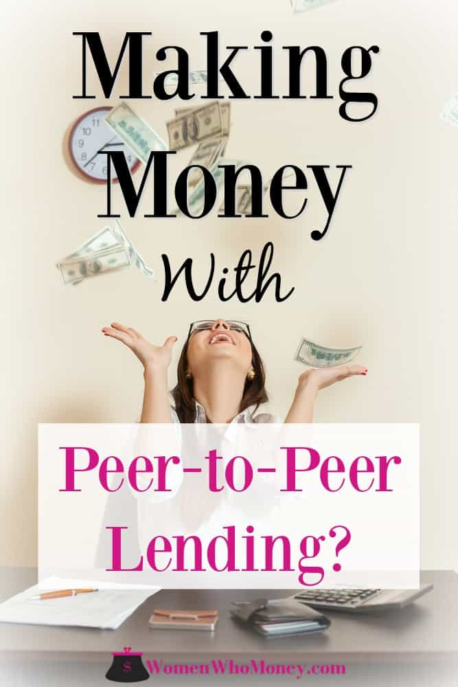 Although relatively new, peer-to-peer lending or P2P, represents an opportunity for individual investors to get involved in the lending process. Here's how. #investing #lending #P2P #peertopeer #investments #Prosper