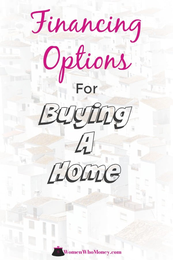 Several different financing options for buying a home exist to fit varying needs and specific situations. Learn how to prepare for the option right for you. #buyingahome #financing #mortgage #fha #valoan #homeloan #realestate #firstimehomebuyer #usdaloan