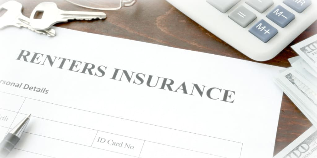 renters insurance application