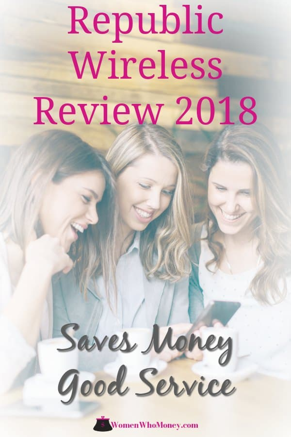 This 2018 Republic Wireless review comes from Vicki, co-founder of Women Who Money, who currently has a business phone line with Republic Wireless. #republicwireless #mvno #wirelessservice #RWreview #cellphoneservice