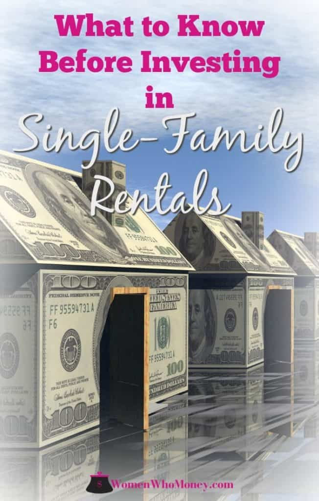 There are many things to consider before investing in single-family rentals. Here's where to start your homework and prepare so it pays off in the long run. #rentalproperties #singlefamilyrentals #realestateinvesting #investments #realestate
