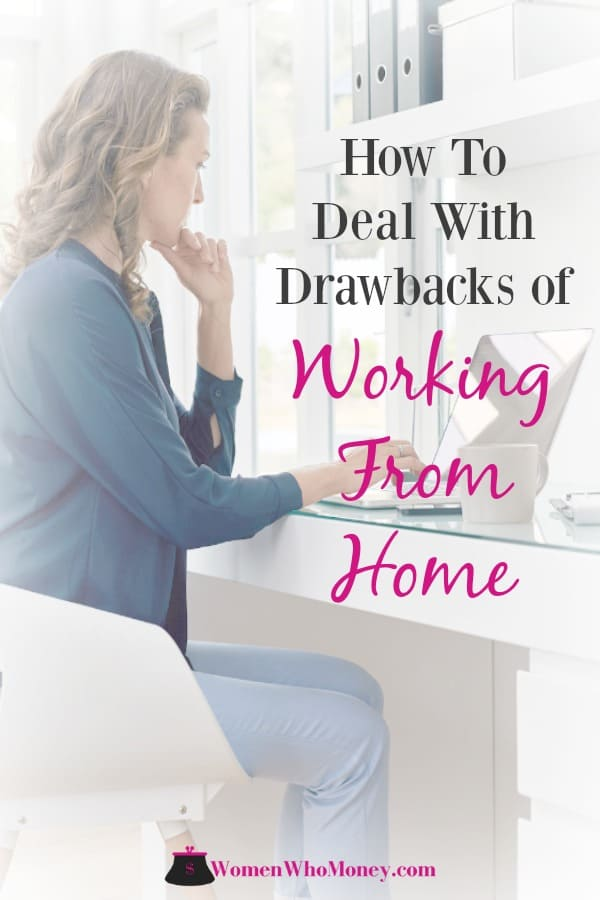 businesswoman entrepreneur working from home on laptop in a home office space
