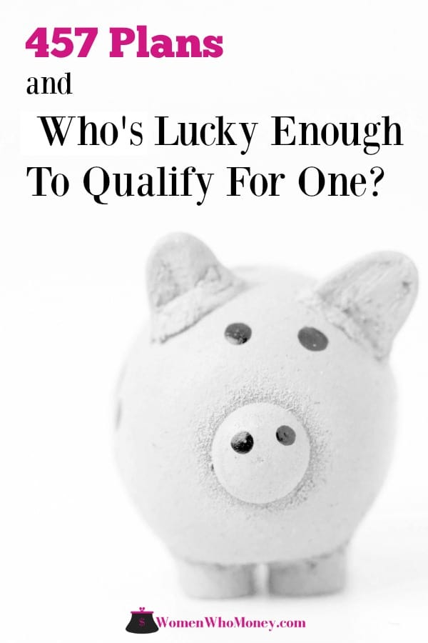 457 plans are rare, and as a result, often misunderstood. This article explains who qualifies and the benefits and drawbacks of this retirement plan option.