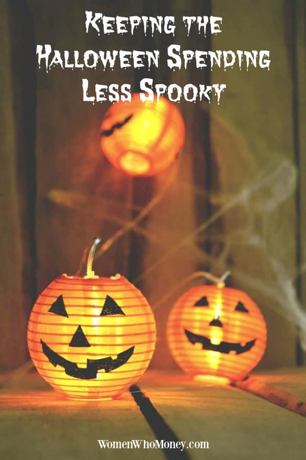 Save on Halloween expenses by making changes in how you shop in just a few of these categories to save money without sacrificing much at all. #savemoney #Halloween #deorations #costumes #party