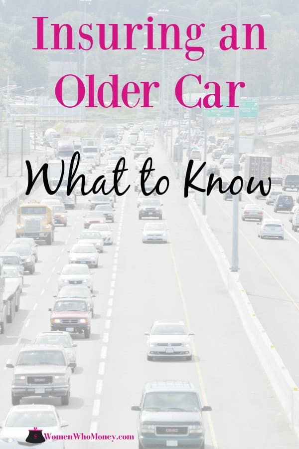 insuring an older car