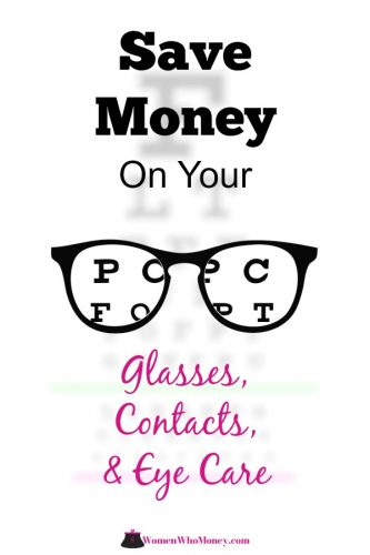 save money on your glasses, contacts, and vision care