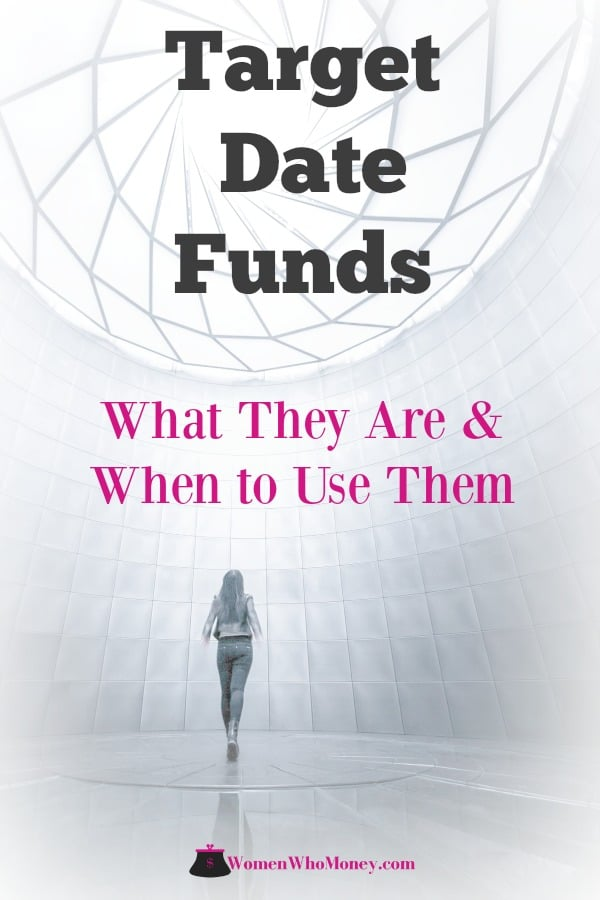 If your employer offers a retirement savings plan, chances are one of your investment options is a target date fund. Here's what you need to know. #retirementplan #investing #401k #retirement #retirementplanning #investments #targetdatefunds