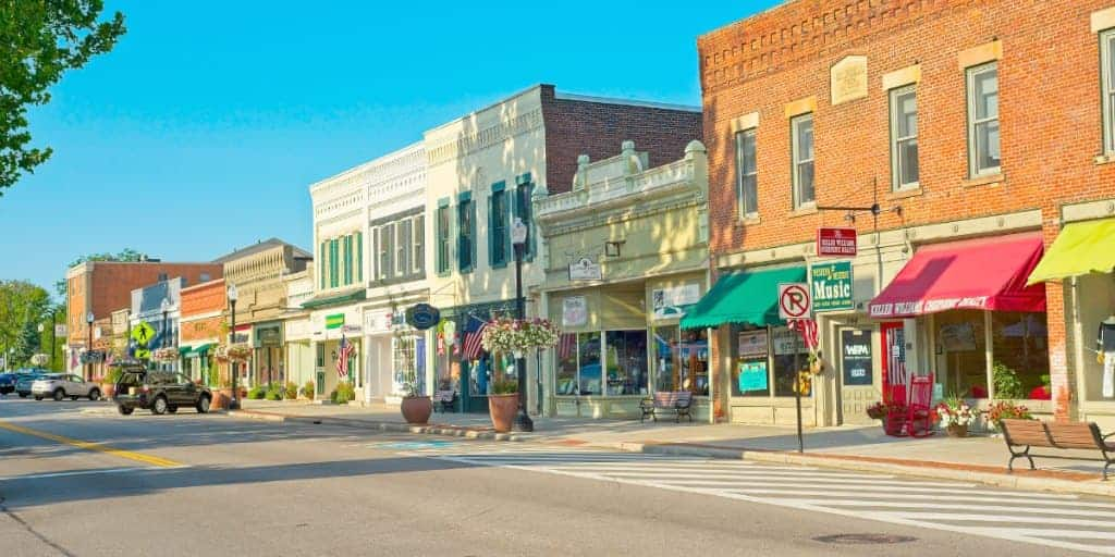 small town commercial real estate