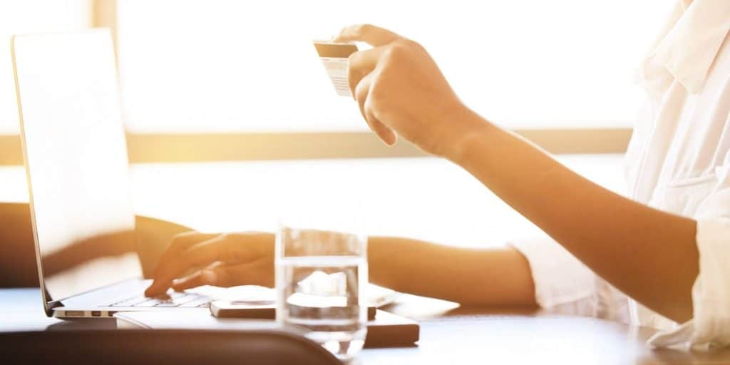 fraudulent credit card activity often occurs from shopping online