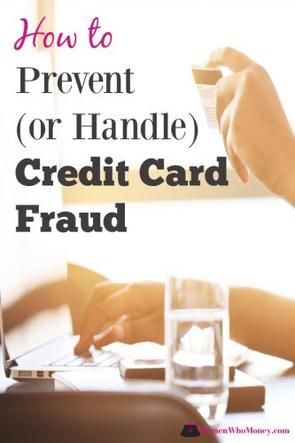Data breaches and criminal acts often cause fraudulent credit card activity and identity theft. Here's how to prevent (or handle) it from happening to you.