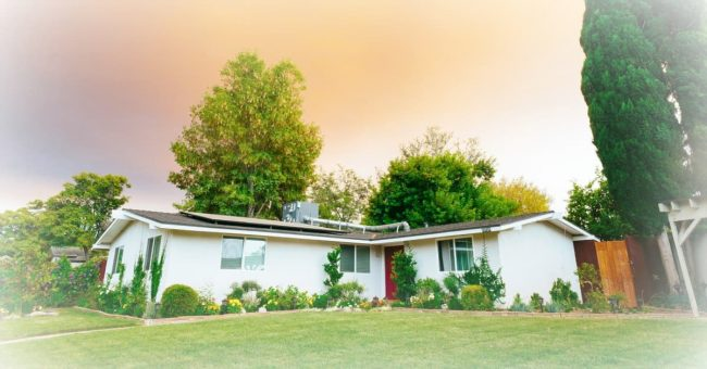 ranch style house, should you sell it or rent it out