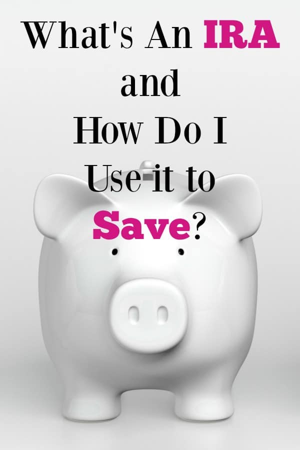 saving in an IRA
