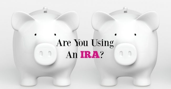 what is an IRA piggy bank