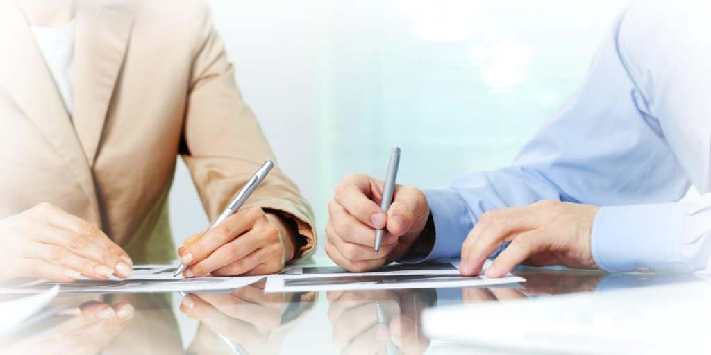 two people cosigning a loan 2