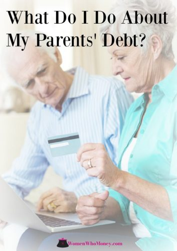 Typically, you won't be personally liable for your parents' debt, but there are exceptions. Here's how their estate and you might be responsible.