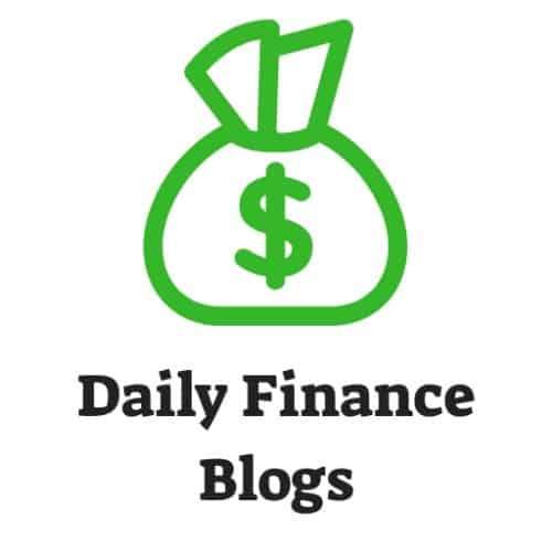 Daily Finance Blogs Logo