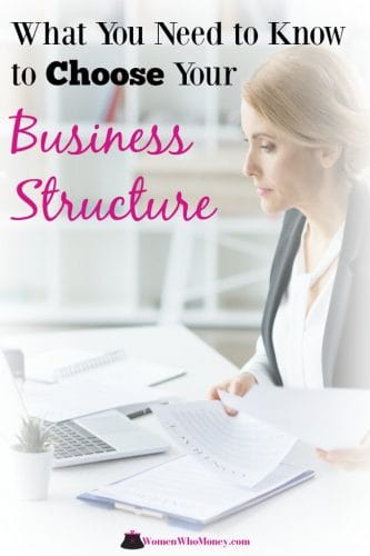 Each of these common business structures for entrepreneurs have their own pros and cons. Here's what you need to know to select the best entity for you.