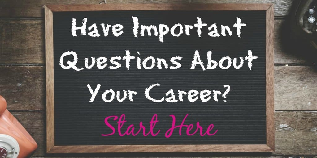 career questions start here 2