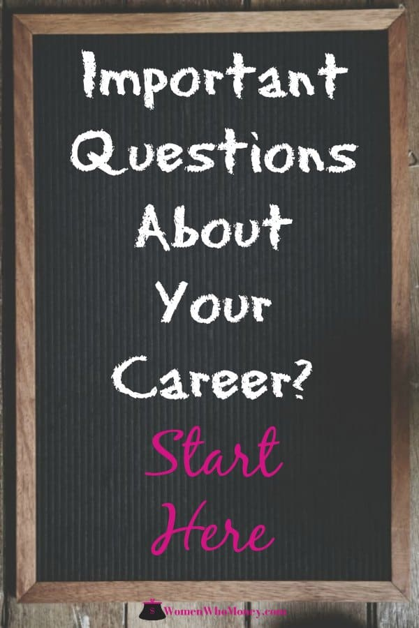 have career related questions start here