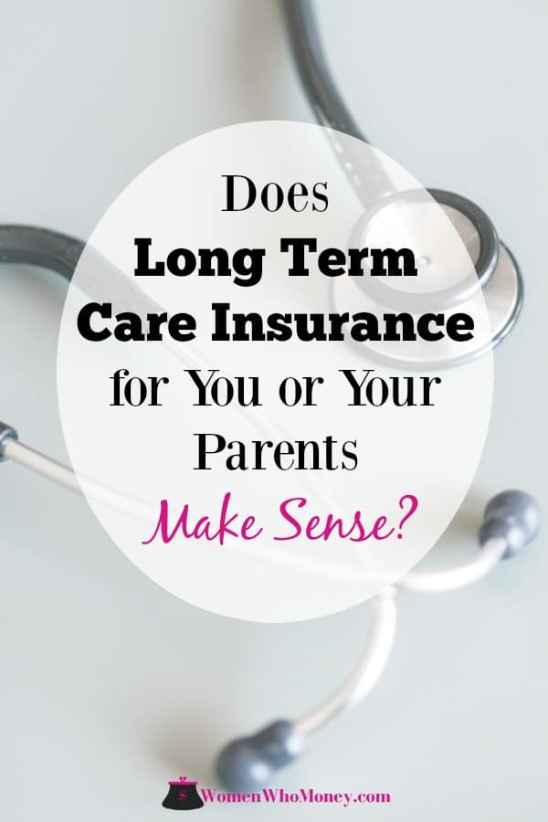 Long term care (LTC) may be a part of your or your parents' future. LTC insurance is one way to cover increasing costs of care and here's what to know about it.