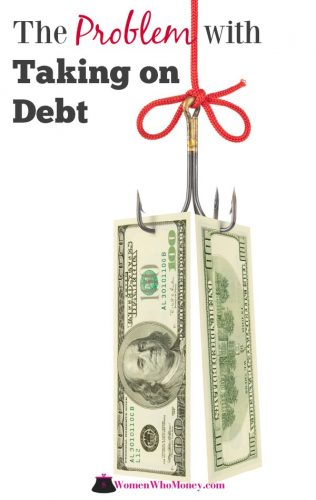 You may consider debt payments just a way of life, but let's examine some reasons taking on debt or carrying debt may be more dangerous than you think.