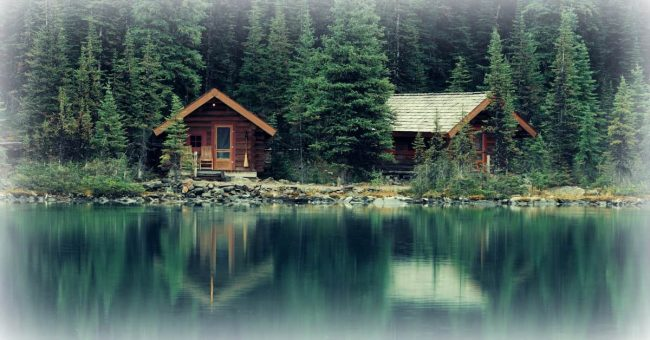 vacation homes on the lake