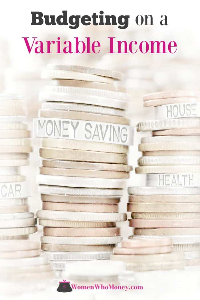 Variable income streams may make budgeting a bit more challenging, but not impossible. Using these steps you can create a budget to even out your up and down income, manage your money better, and put it to work to meet your savings goals.