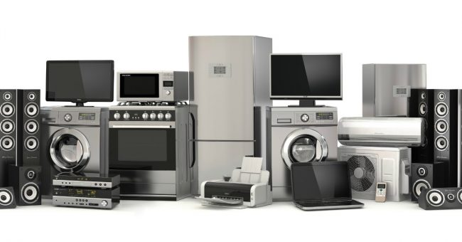 variety of home appliances you might consider purchasing an extended warranty for