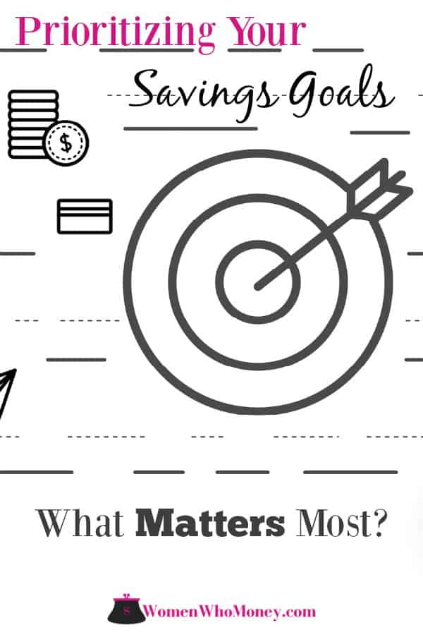 Spending less than you earn is critical, but where should you prioritize the money you don't spend? Focus your money on these three savings goals first. Focus on what matters most.