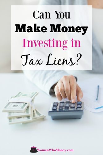 Investing in tax liens is an alternative investment option some people use to make money. While it can be profitable, it is also highly competitive and carries lots of risk. Here are some benefits and drawbacks of this alternative form of investing.